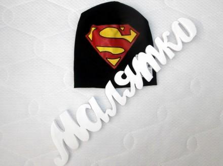 Шапочка Супермен. Львов. фото 1