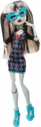 Кукла Монстер Хай Френки Штейн. Киев. фото 1