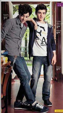 Стильные джинсы Takko Fashion 164. Никополь. фото 1