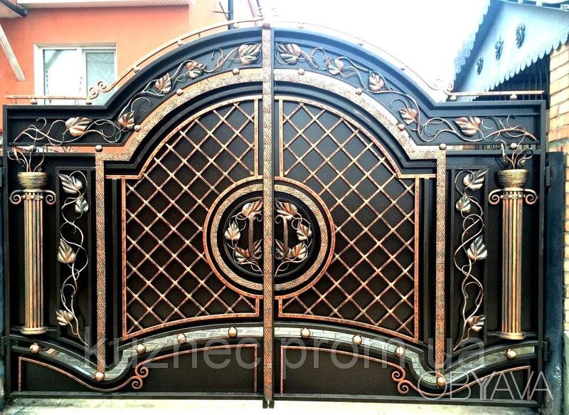 металлические двери ворота в люберцах