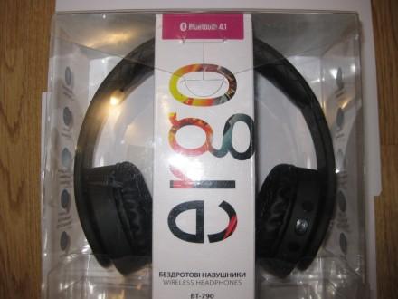Наушники Bluetooth-гарнитура ERGO BT-790 Grey. Киев. фото 1