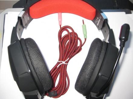 Наушники игровые Trust GXT 322 Dynamic Headset. Киев. фото 1