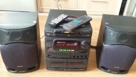 Продам музыкальный центр AIWA NSX-520 DVD, USB,MP3. Киев. фото 1