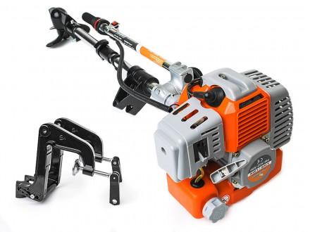 Технічні характеристики:  Марка: Powermat Модель: PM-SSZ-580 Тип двигуна: 2 х. Мостиска, Львовская область. фото 8