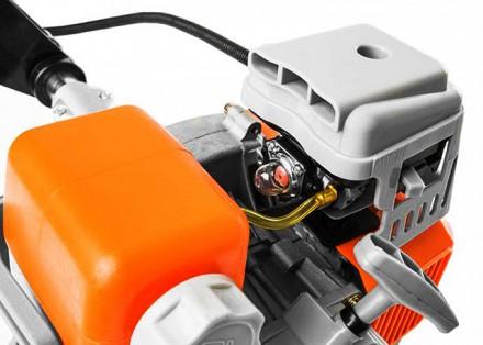 Технічні характеристики:  Марка: Powermat Модель: PM-SSZ-580 Тип двигуна: 2 х. Мостиска, Львовская область. фото 5