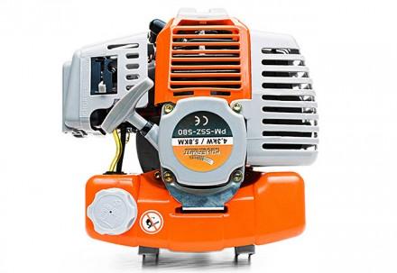 Технічні характеристики:  Марка: Powermat Модель: PM-SSZ-580 Тип двигуна: 2 х. Мостиска, Львовская область. фото 4