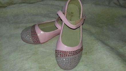 Предлагаются девичьи туфли. Одесса. фото 1