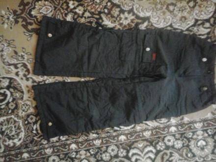 Зимние брюки (штаны) на возраст 9-10 лет.. Запорожье. фото 1