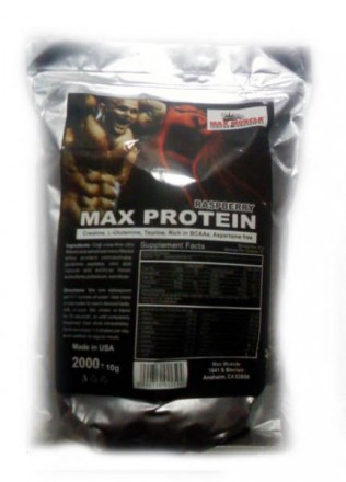 Max Muscle Max Protein 2000g. Полтава. фото 1