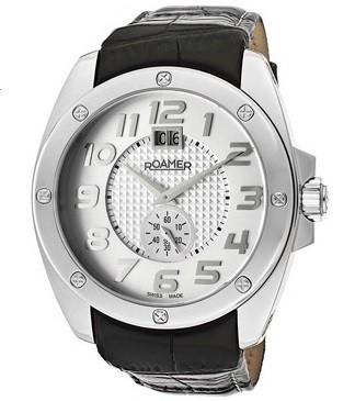 Престижные швейцарские мужские часы Roamer R-Line, спорт-стиль, оригинал. Киев. фото 1