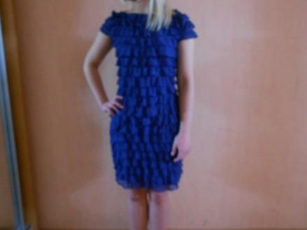 красивое стильное платье, s, M, наш 44, 46, бренд Airport, вечернее, Турция. Николаев. фото 1