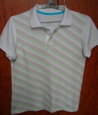 Рубашка - поло SELA размер XS. Каменское. фото 1
