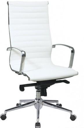 Современное офисное кресло на хромированной основе делает кресло прочным. Мягкая. Днепр, Днепропетровская область. фото 3