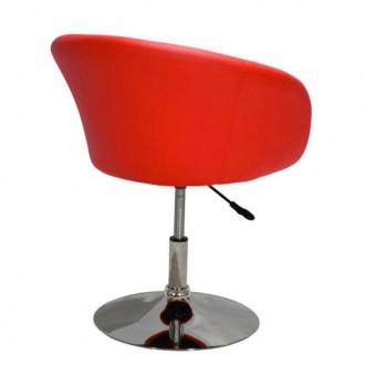 Кресло барное, мягкое, материал экокожа Кресло для бара, дома с широким сиденье. Днепр, Днепропетровская область. фото 3