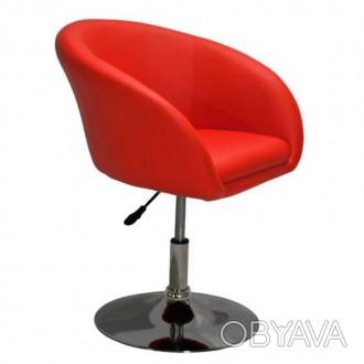 Кресло барное, мягкое, материал экокожа Кресло для бара, дома с широким сиденье. Днепр, Днепропетровская область. фото 1