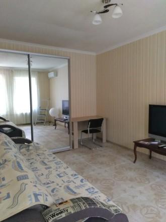 Сдам 2 комнатную квартиру  М.Арнаутская/Белинского 1/5 эт ,комнаты раздельные, с. Приморский, Одесса, Одесская область. фото 6