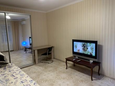 Сдам 2 комнатную квартиру  М.Арнаутская/Белинского 1/5 эт ,комнаты раздельные, с. Приморский, Одесса, Одесская область. фото 2