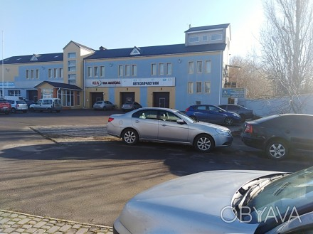 Комплекс: Автосалон + СТО + Офисные помещения