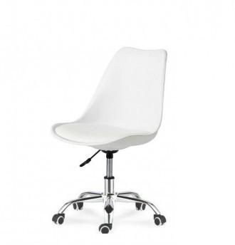 Кресло, регулируется по высоте с помощью газлифта, поворачивается, сиденье пласт. Днепр, Днепропетровская область. фото 3