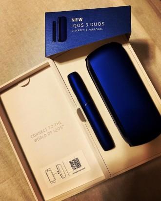 В наличии IQOS 2,4 PLUS   IQOS 3 MULTI   IQOS 3 DUO Комплекты с устройствами в . Днепр, Днепропетровская область. фото 3