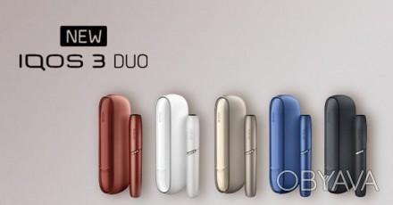 В наличии IQOS 2,4 PLUS   IQOS 3 MULTI   IQOS 3 DUO Комплекты с устройствами в . Днепр, Днепропетровская область. фото 1