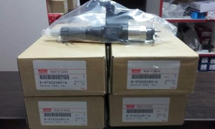 Продам форсунку топливную ISUZU 095000-5344 (100% оригинал) кат. номер 8-9760248. Черкассы, Черкасская область. фото 3