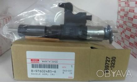 Продам форсунку топливную ISUZU 095000-5344 (100% оригинал) кат. номер 8-9760248. Черкассы, Черкасская область. фото 1