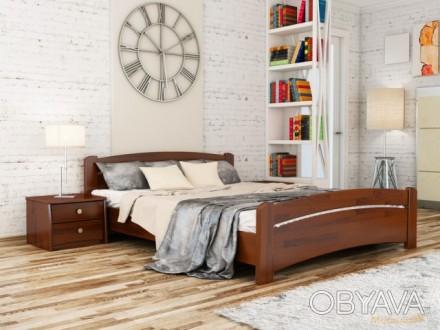 Описание  Кровать двуспальная «Венеция» Estella Классическая двуспальная кроват. Чернигов, Черниговская область. фото 1