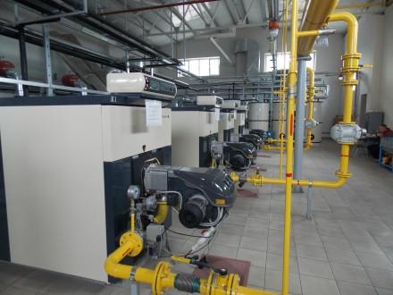 Системы отопления, водоснабжения, канализации. Київ. фото 1