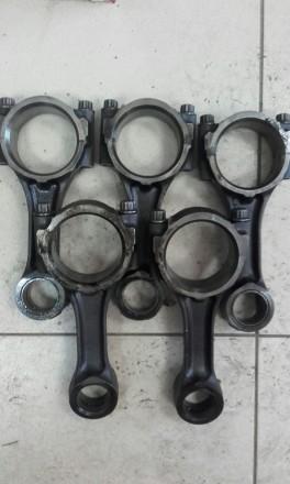 Продам  шатуны   к  двигателю ISUZU  4HG1/ 4HG1-T  кат.ном. 8-97135032-5  к  авт. Черкассы, Черкасская область. фото 3
