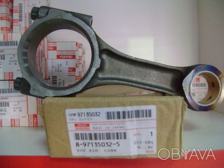 Продам  шатуны   к  двигателю ISUZU  4HG1/ 4HG1-T  кат.ном. 8-97135032-5  к  авт. Черкассы, Черкасская область. фото 1