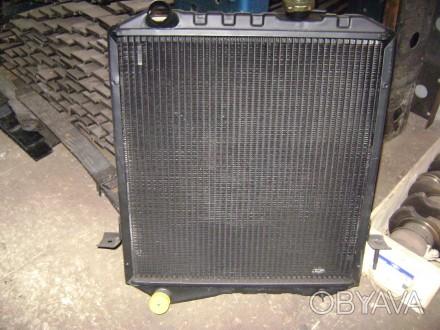 Продам радиатор охлаждения двигателя к автобусу Богдан Евро1, Евро2, Евро3 , ISU. Черкассы, Черкасская область. фото 1
