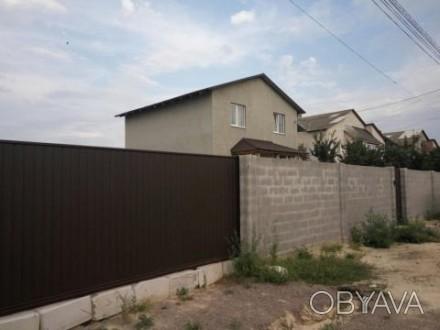 Отличное предложение! Новый дом в пгт Козелец, общая площадь 170 м2, на первом э. Козелец, Черниговская область. фото 1