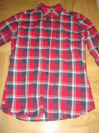 Мужская рубашка Troll. Ирпень. фото 1
