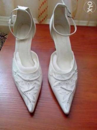 Свадебные туфли. Запорожье. фото 1