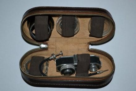 Набор Kodak,дальномер,спуск,фильтры, линзы. Киев. фото 1