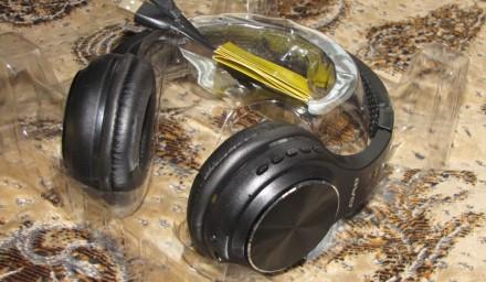 Беспроводные наушники AWEI А600 bl  Hi-Fi Stereo черные. Одесса, Одесская область. фото 4