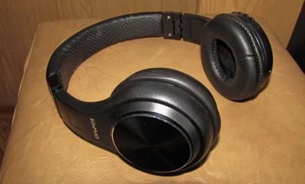 Беспроводные наушники AWEI А600 bl  Hi-Fi Stereo черные. Одесса, Одесская область. фото 2