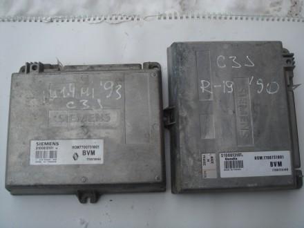 Рено -5, -Рапид, -19 ЭБУ двигателя.. Киев. фото 1