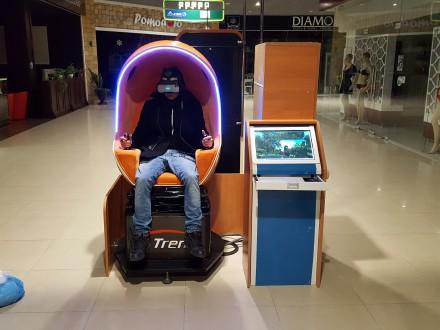Игровые автоматы 9DVR виртуальная реальность НОВЫЕ.. Одесса. фото 1