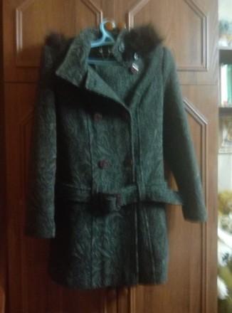 Пальто демисезонное. Купянск. фото 1