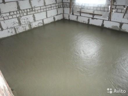 Пінобетон, заливка стяжок, підлоги, перекриття, утеплення стелі. Коломыя. фото 1