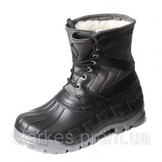Ботинки зимние непромокаемые на меху, для охоты и рыбалки. Хмельницкий. фото 1