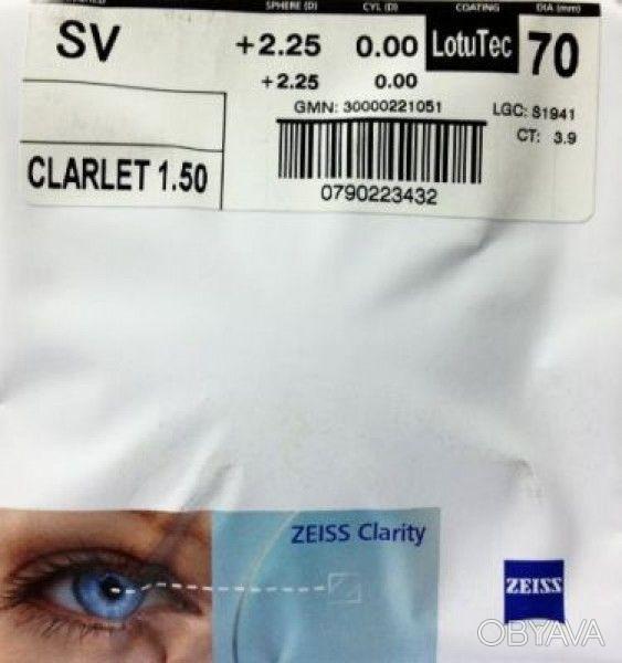 Полимерные линзы для очков оптом