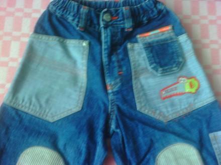Продам джинсы в отличном состоянии, без дефектов.  Фото 2,3,4,5 на 1-2 года. Об. Изюм, Харьковская область. фото 7