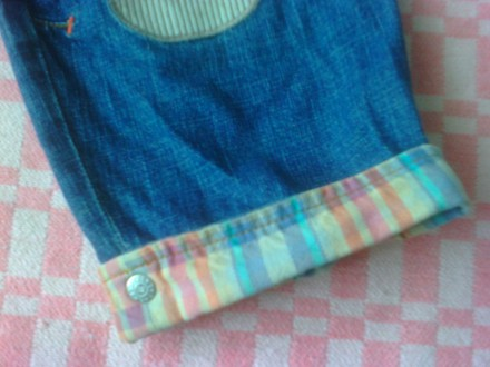 Продам джинсы в отличном состоянии, без дефектов.  Фото 2,3,4,5 на 1-2 года. Об. Изюм, Харьковская область. фото 8