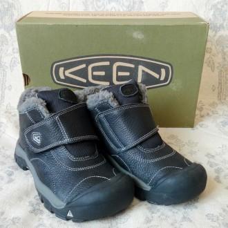 Ботинки зимние для ребенка KEEN Kootenay. Конотоп. фото 1