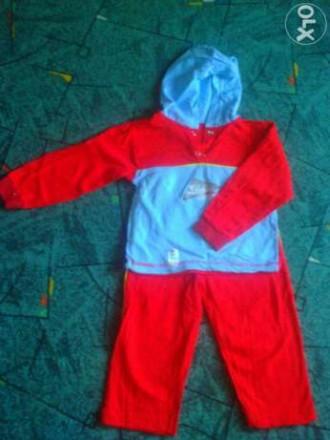 Новый спортивный костюм унисекс. Изюм. фото 1