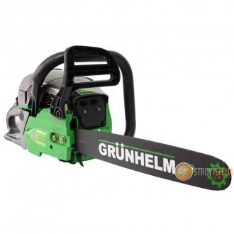 Grunhelm GS58-18/2 Professional Бензопила цепная. Полтава. фото 1