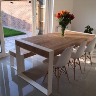 ᐈ стол стулья для кухни дома из металла нержавейки дерева стекла ᐈ